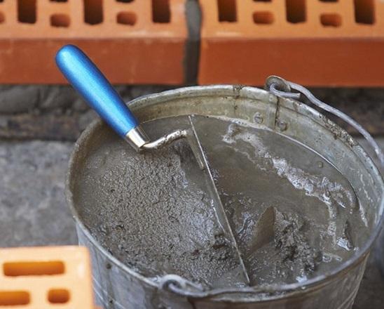 Как правильно сделать цементный раствор пропорции