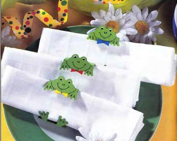Скатерти на детский день рождения своими руками