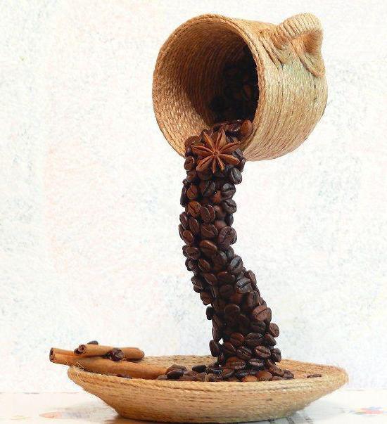 Usb y каКружка из кофейных зерен своими